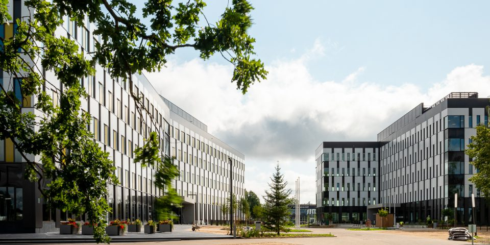 Vastint Latvia Business Garden Rīga